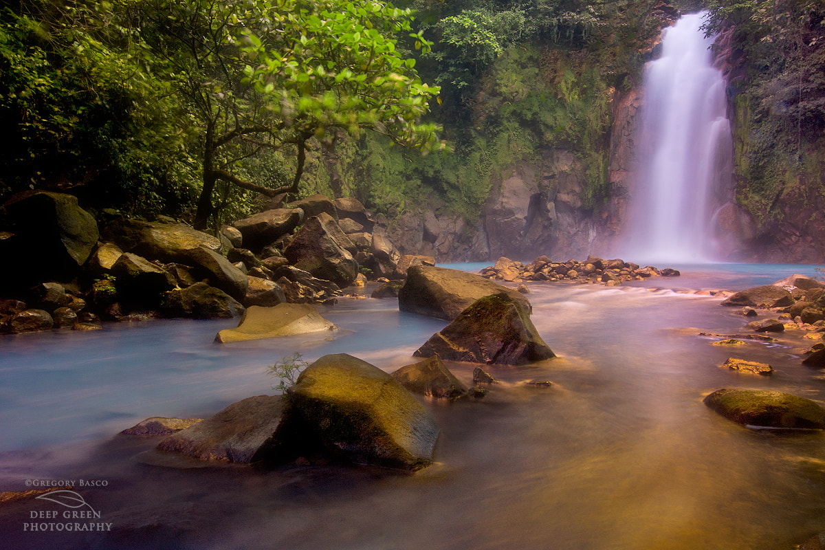 Photograph Mystic Falls by Deep Green Photography on 500px