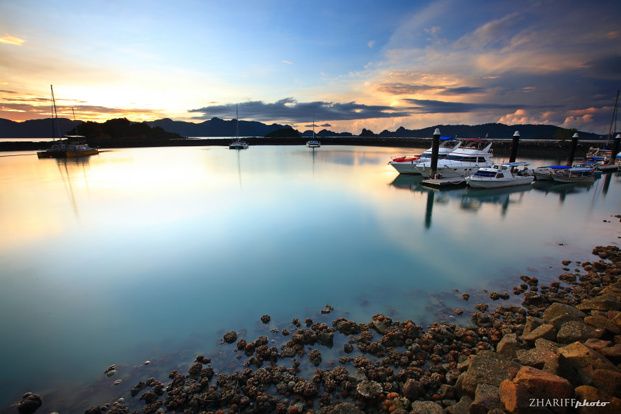 Photograph A start of a new sunny day by Tuan Zhariff Zakaria on 500px