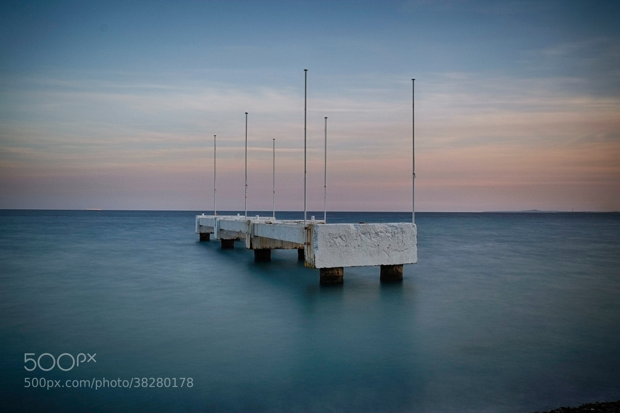 Photograph Nizza Pier by world_image on 500px