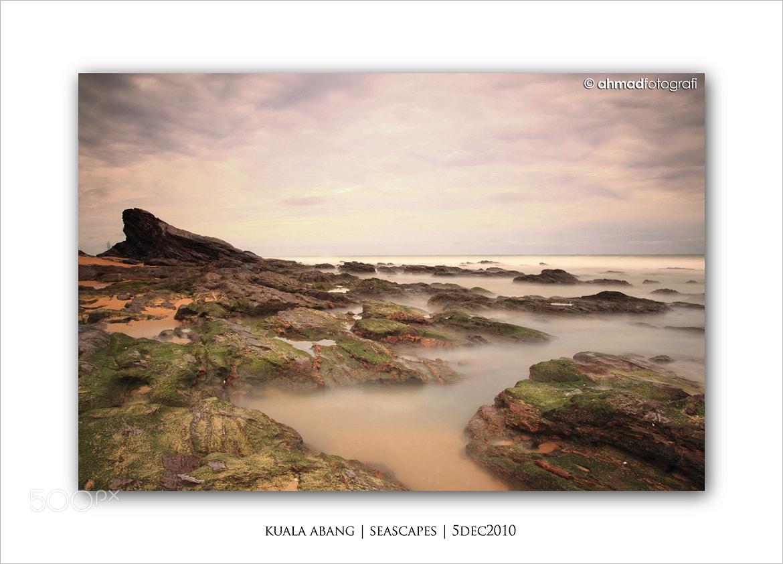 Photograph Monsoon Seascape by Ahmad ikram Mohamed on 500px
