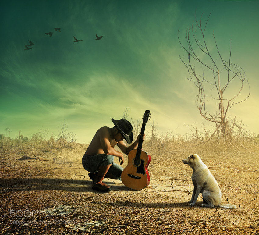 Photograph Lord Have Mercy on a Country Boy by Ketut Manik on 500px