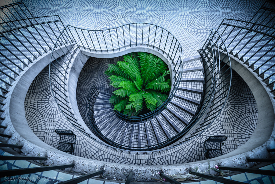 Spiral by Nattapol Pornsalnuwat on 500px.com