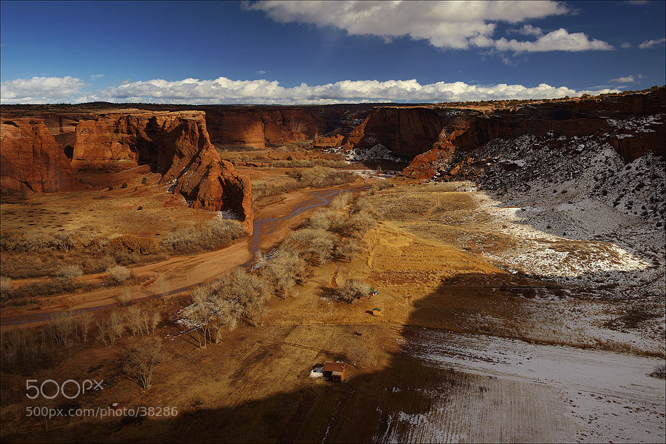 Photograph Canyon De Chelly by Vadim Balakin on 500px