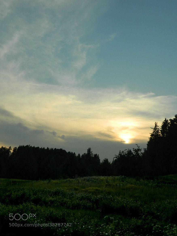 Photograph Twilight by Satu-Marja Salmi on 500px