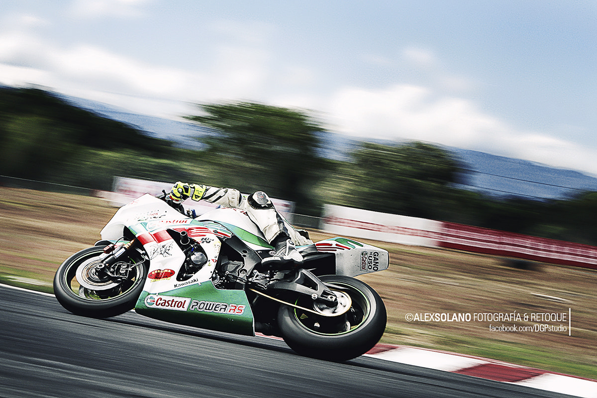 Photograph Superbike day by Alex Solano on 500px