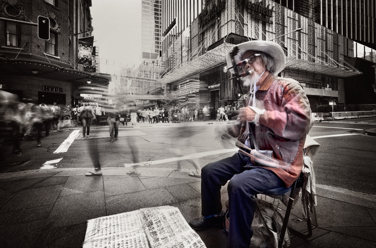 Photograph BUSY life! by shoaib  on 500px