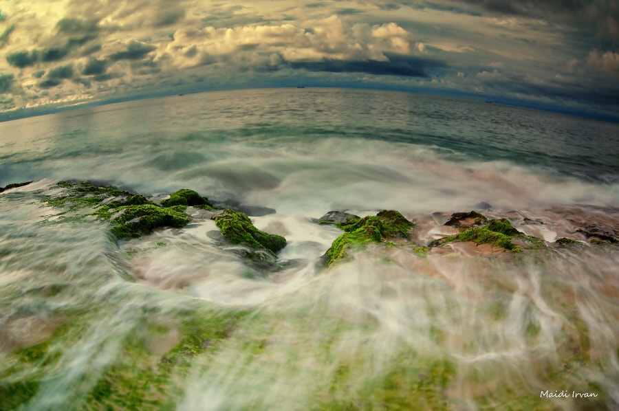 Photograph Tidal Wave by Maidi Irvan on 500px