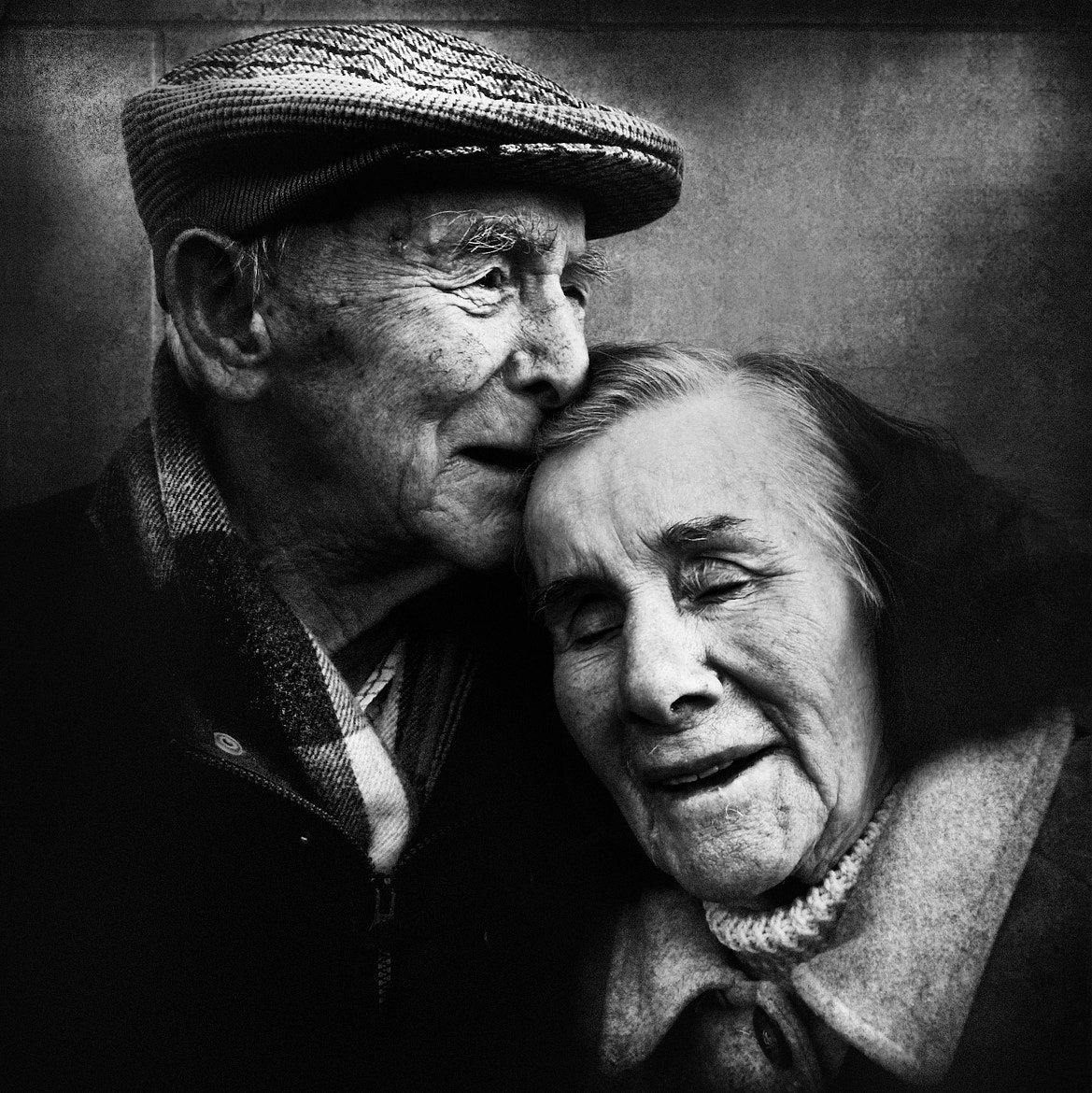 Photograph They walked a long way together..... by Lee Jeffries on 500px