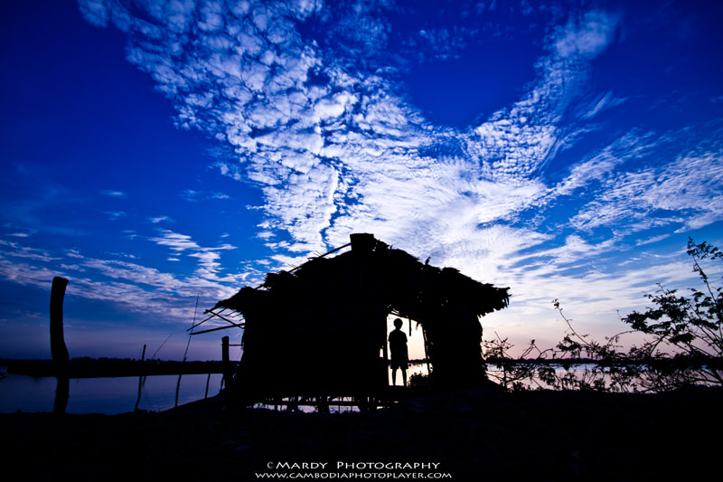 Photograph Awesome with my old house! by Mardy Suong Photography on 500px