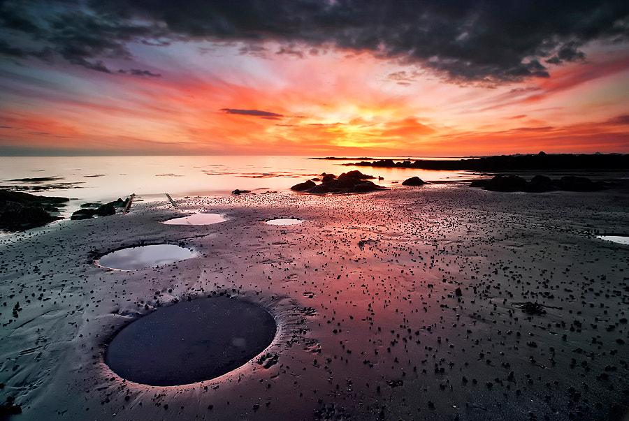 Photograph Circles of Water by Þorsteinn H Ingibergsson on 500px