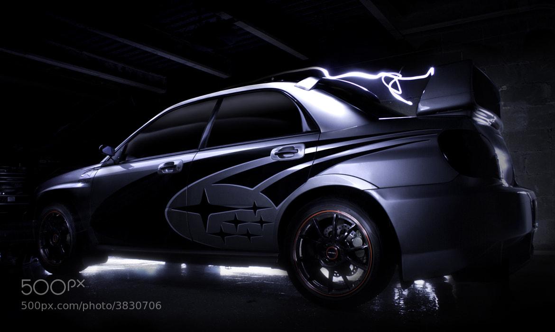 Photograph 2005 Subaru WRX STi by Aaron P on 500px