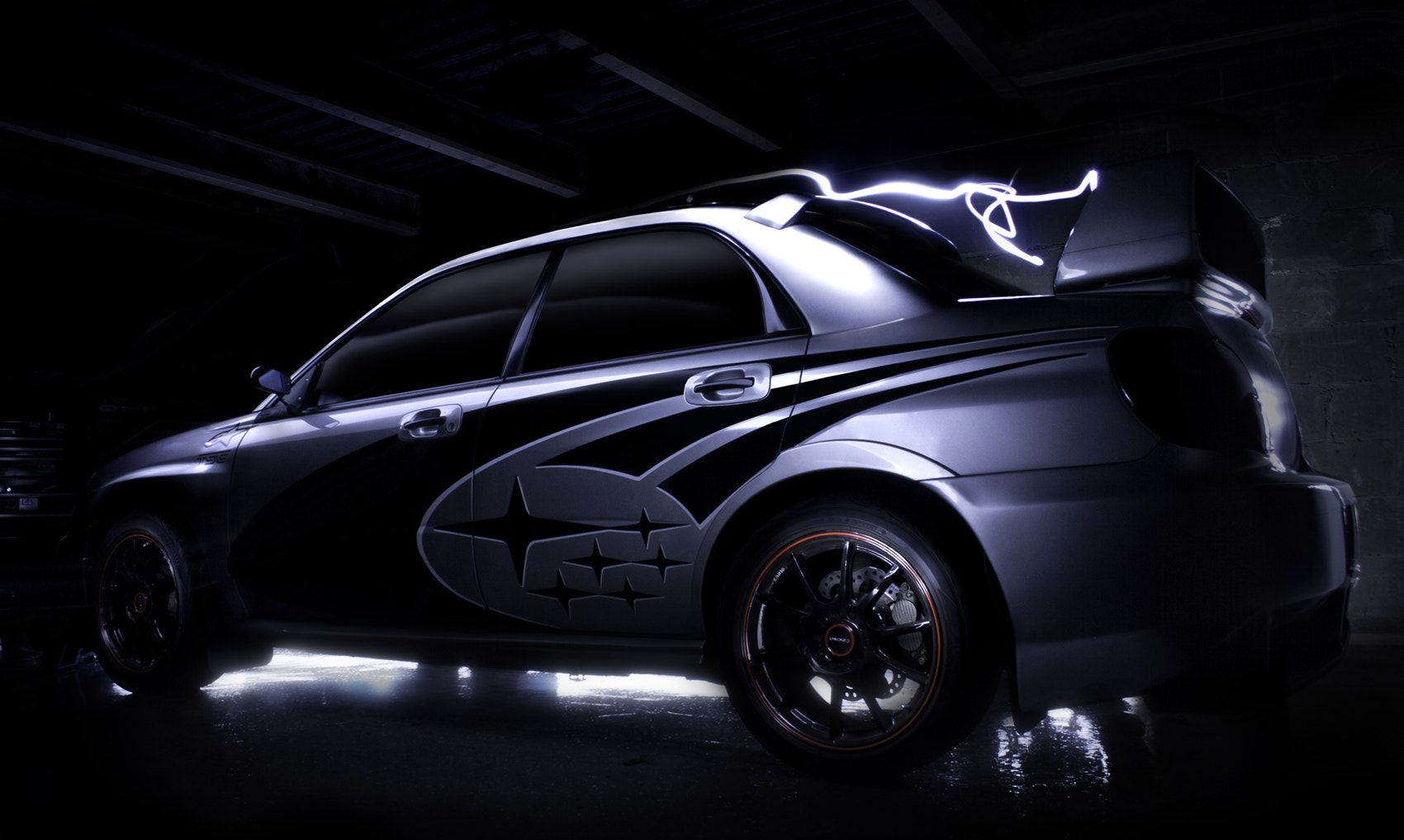 Photograph 2005 Subaru WRX STi by Aaron P on 500px