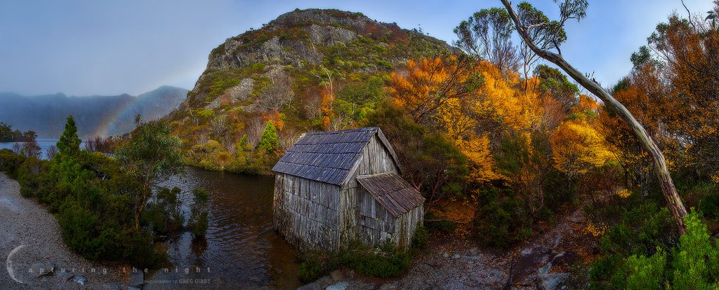 Photograph Tasmania's Other Shed by Greg Gibbs on 500px
