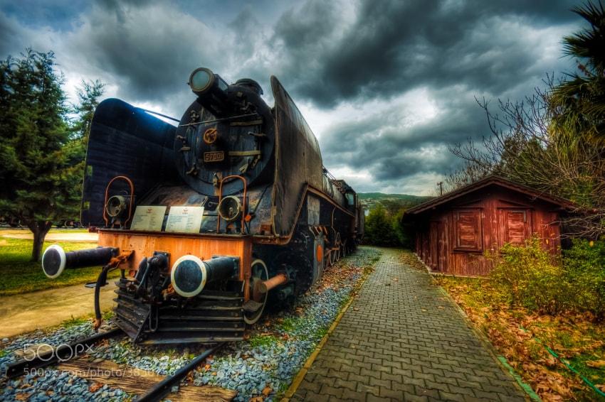 Photograph Steam Train by Nejdet Duzen on 500px