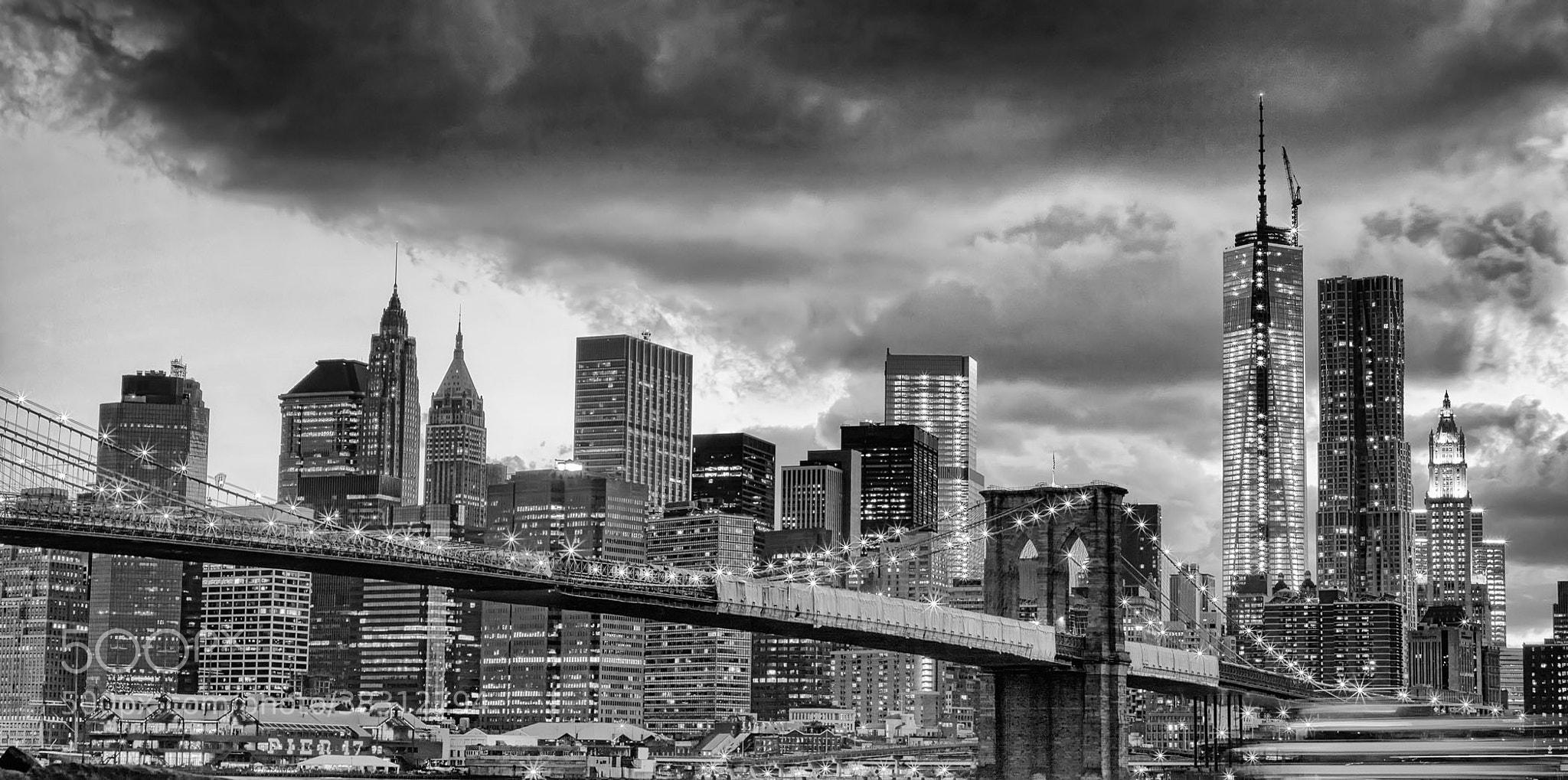 Photograph NY2 by David Garcia Martinez on 500px
