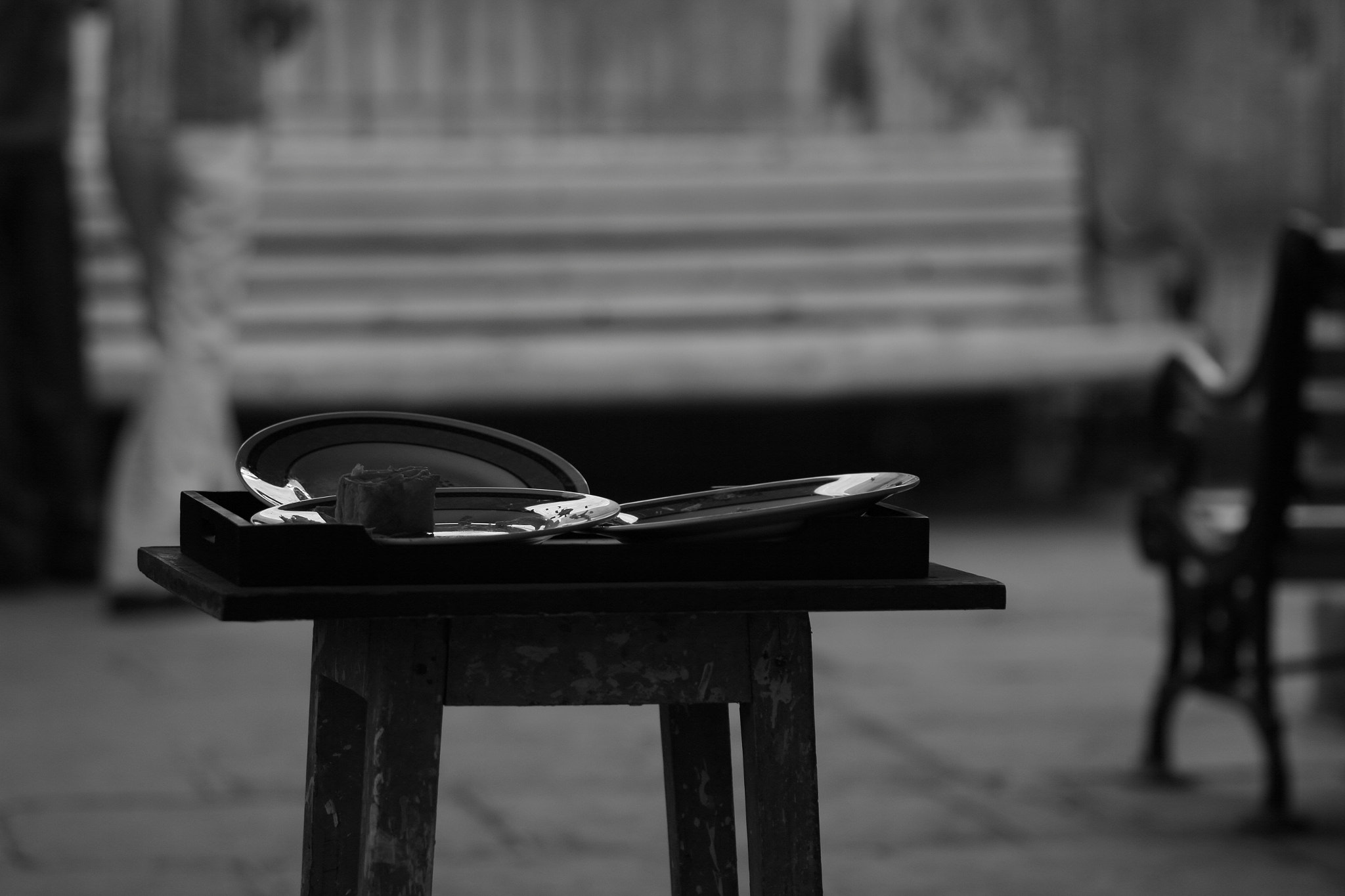 Photograph Come, Have a Seat, Dine with me by Gunjan  Puri on 500px