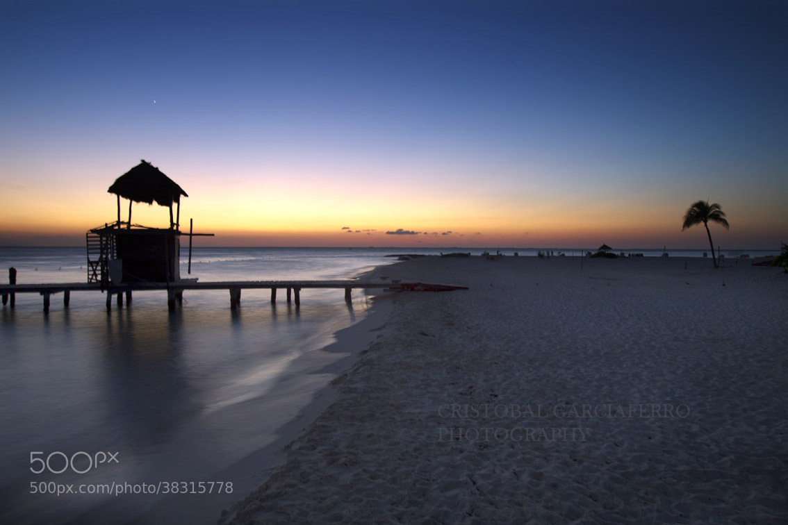 Photograph After the Sunset in Isla Mujeres by Cristobal Garciaferro Rubio on 500px