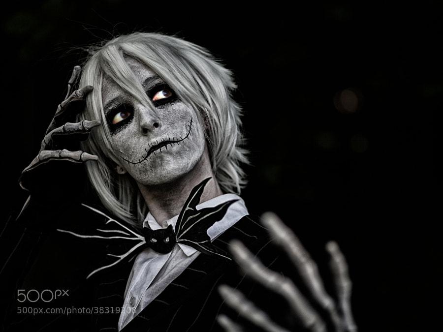 Jack Skeletron #03 by Samuele Silva