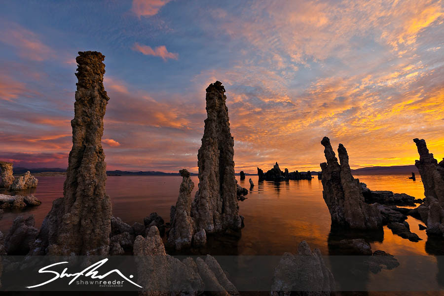 Photograph Mono Lake Tufa Towers Sunrise by Shawn Reeder on 500px