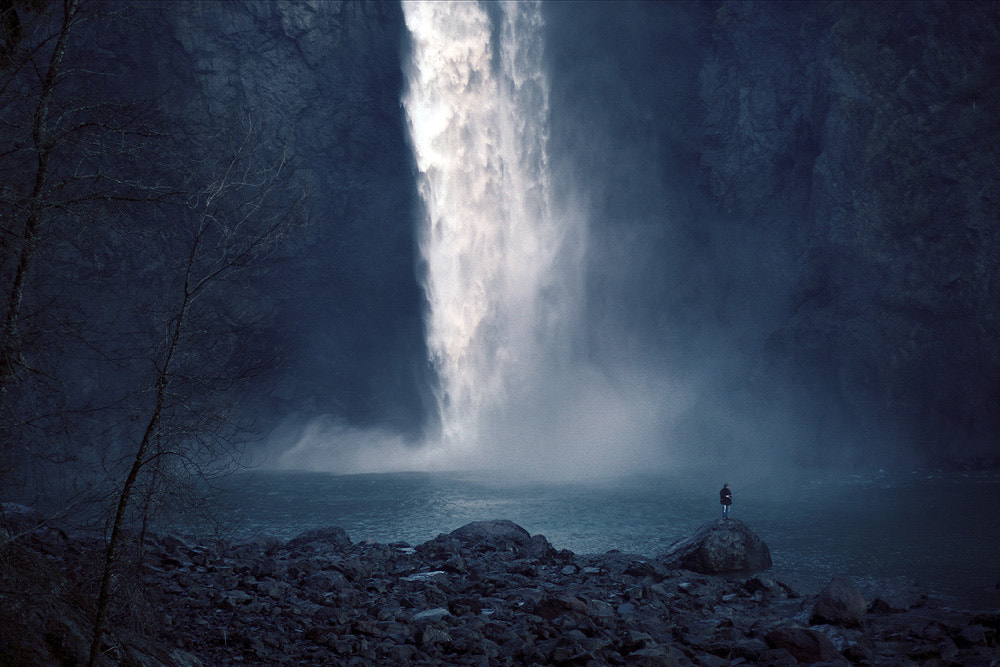 Photograph Falls by Sparth (Nicolas Bouvier) on 500px