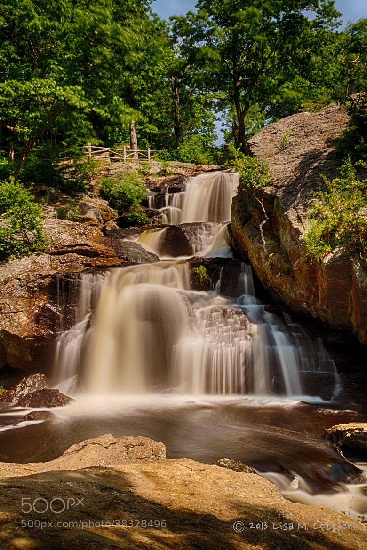 Photograph Chapman Falls by Lisa Lettieri on 500px