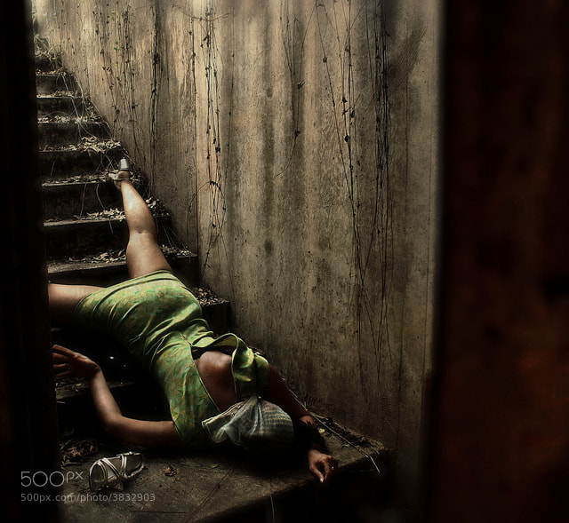 Photograph whichever way you fall by Brooke Golightly on 500px