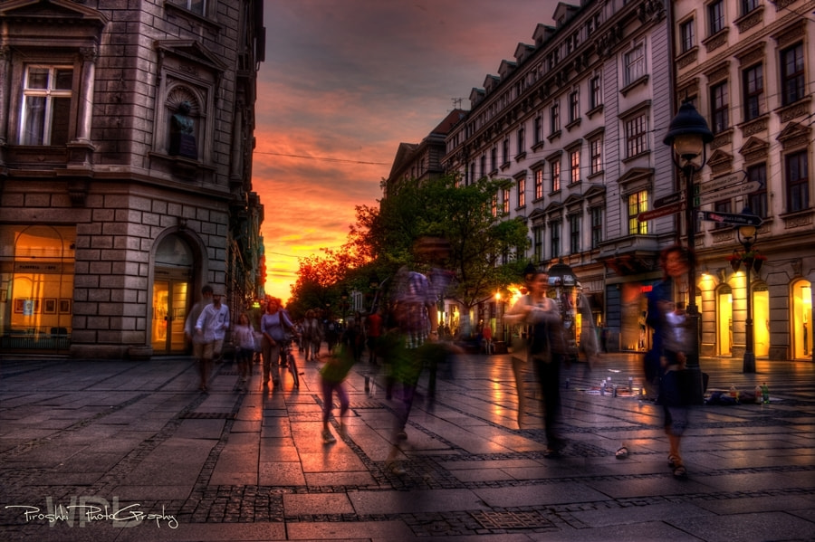 Photograph Ghosts of twilight by Piroshki Photography on 500px