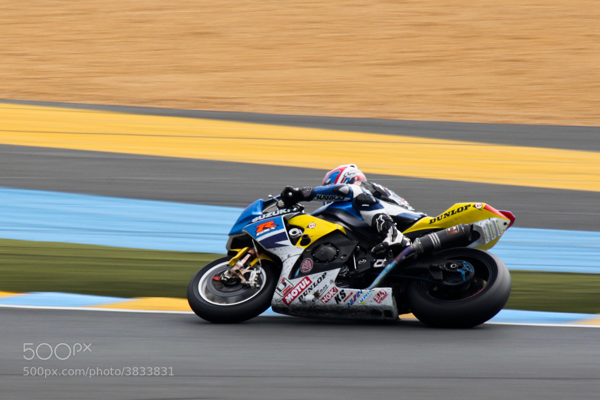 Photograph Suzuki GSXR by Bastien Colmard on 500px