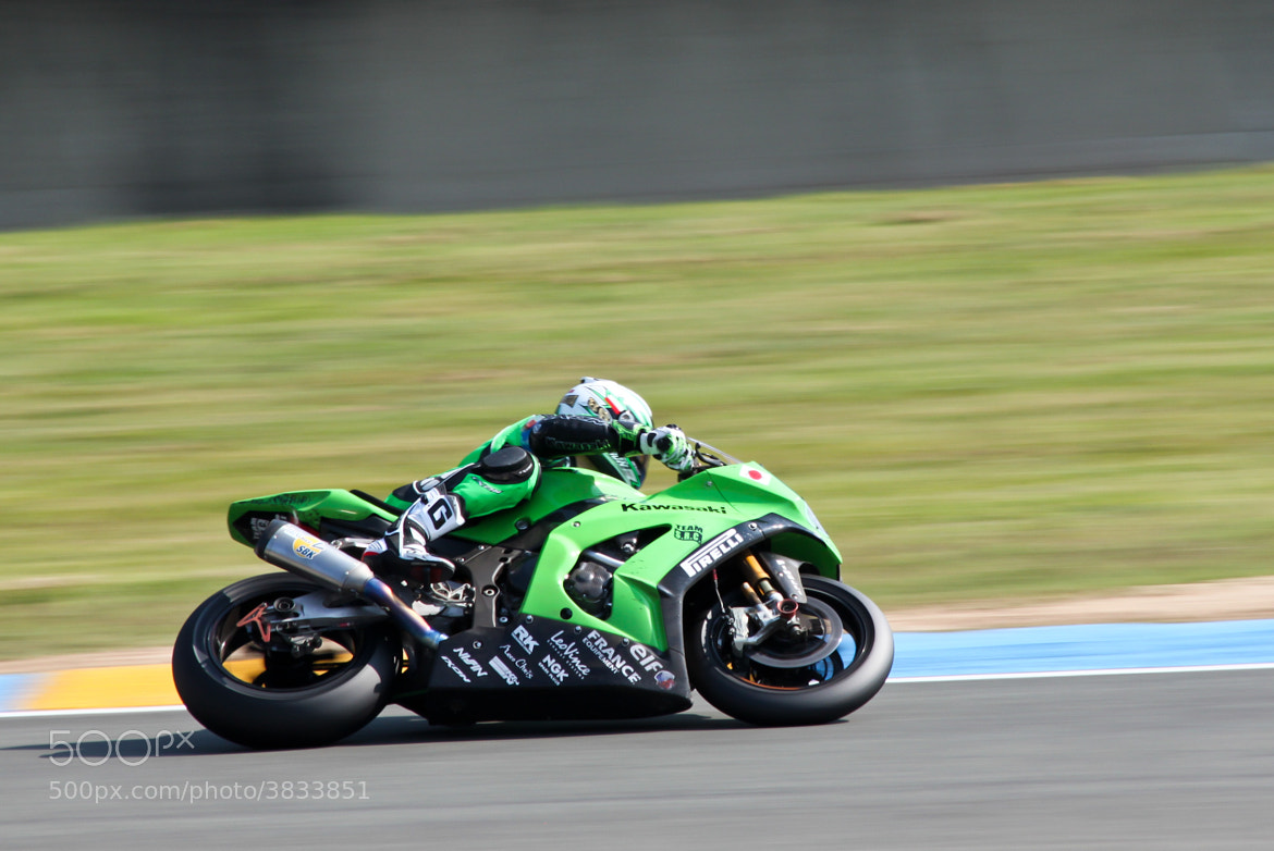 Photograph Kawasaki Ninja by Bastien Colmard on 500px