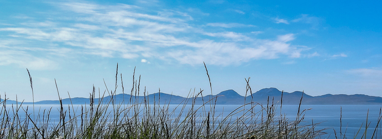 Photograph Jura through the grasses by RALPH  on 500px
