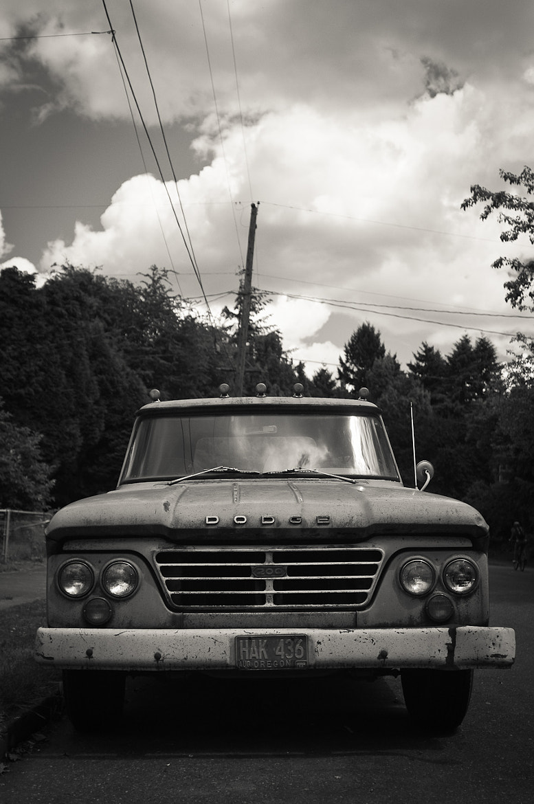 Photograph Dodge by Brian Pemberton on 500px