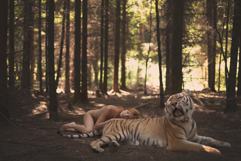 Photograph one with nature by Anna Rivkina on 500px