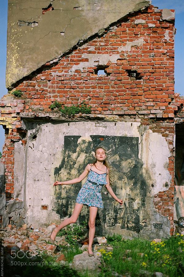 Photograph Weightlessness by Igor Romanchuk on 500px