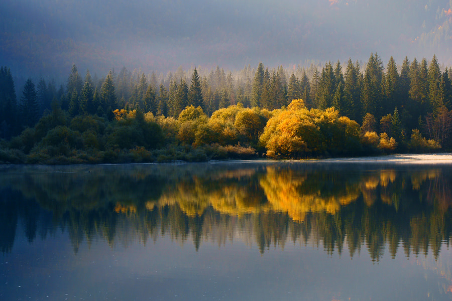 Photograph Reflection by Janez Tolar on 500px