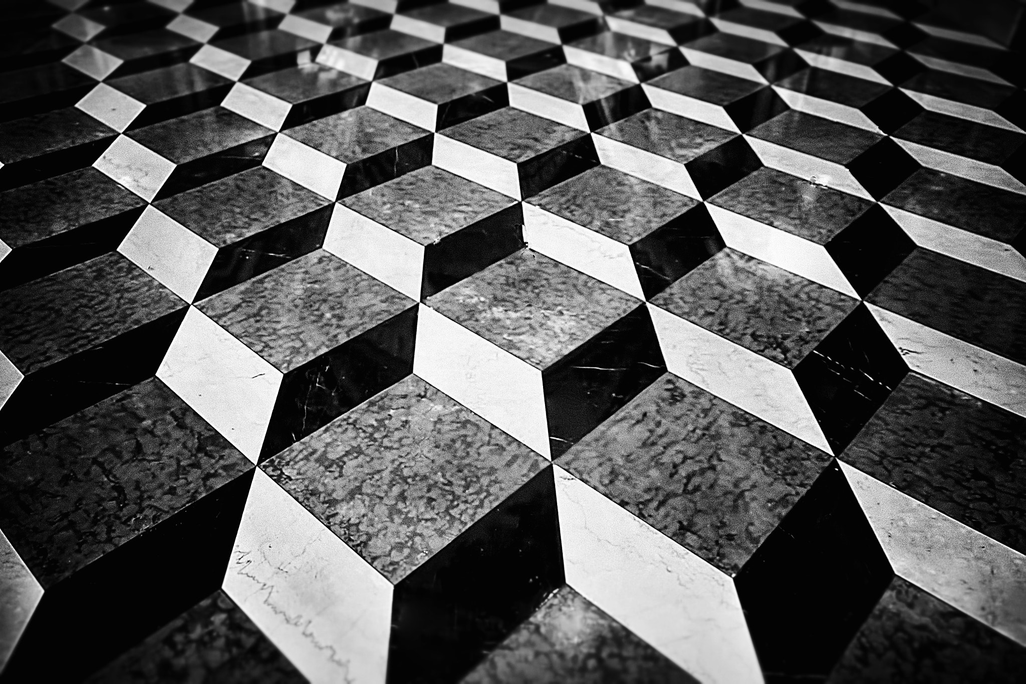 Photograph 3D SquarE by Guillaume Rio on 500px