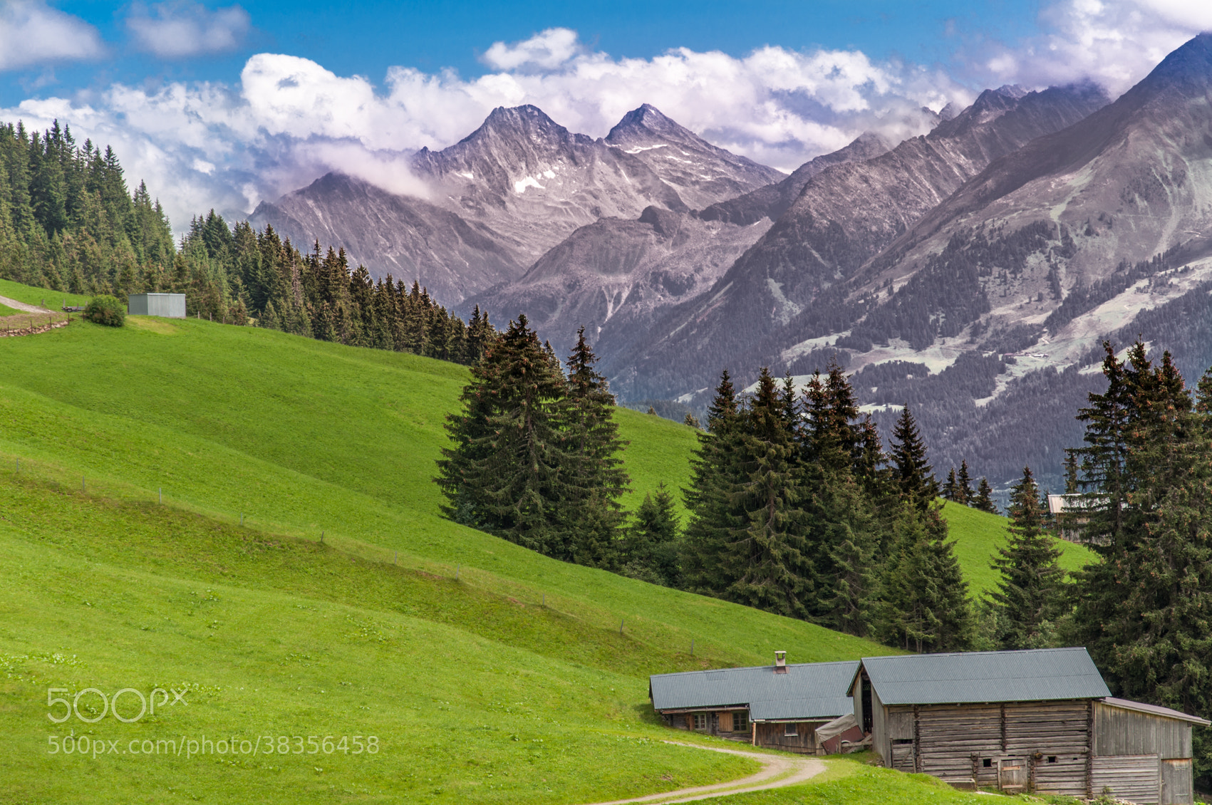 Photograph Hiking in Alps ! by Ciprian Azgur on 500px