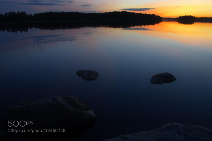 Midnight silence