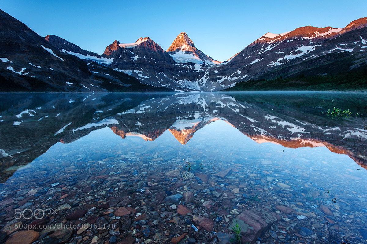 Photograph Sunrise Reflection by Pete Wongkongkathep on 500px