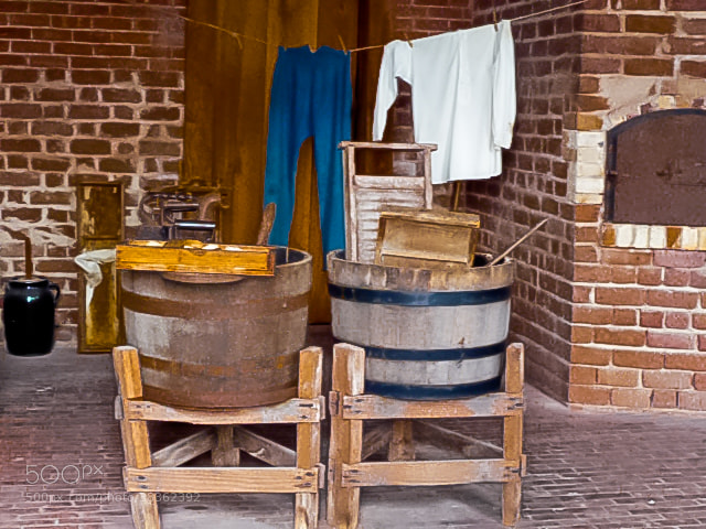 Photograph Vintage laundry room, by BA ST on 500px