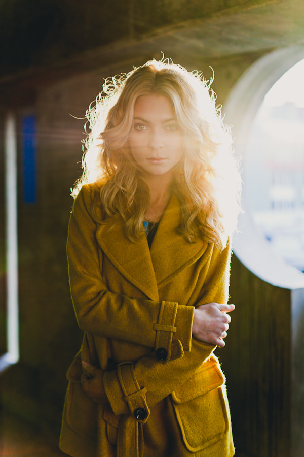 Photograph Alexis Coons by Josh Green on 500px
