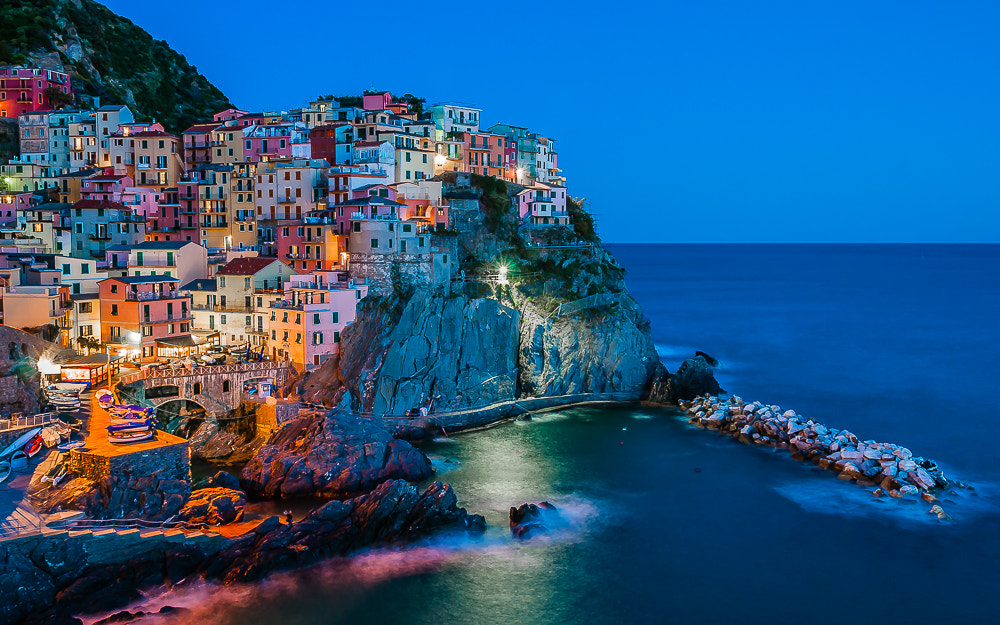 Photograph Manarola by Keith Custis on 500px