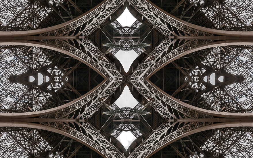 Photograph Eiffel Tower No. 1 by Keith Custis on 500px