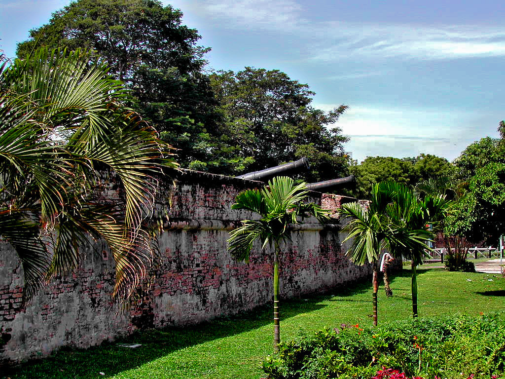 Photograph Old British Fort by Eng Yap on 500px