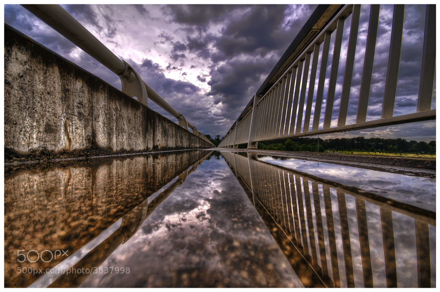 Scrivener dam bridge by martin ollman (techosapien)) on 500px.com