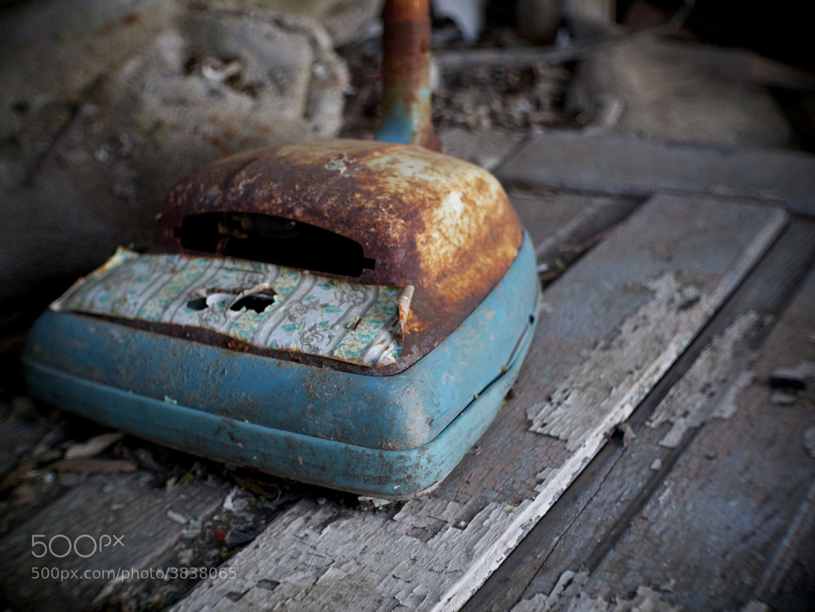 Photograph Old Vacuum by James Forbes on 500px