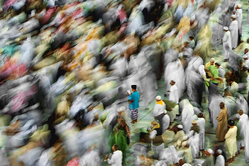 Photograph Worship by Aziz Albagshi on 500px