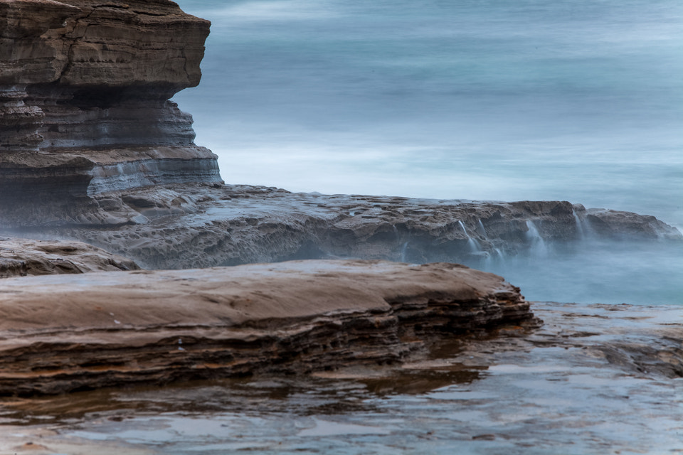 Photograph Surf On The Rocks by Shane Lund on 500px