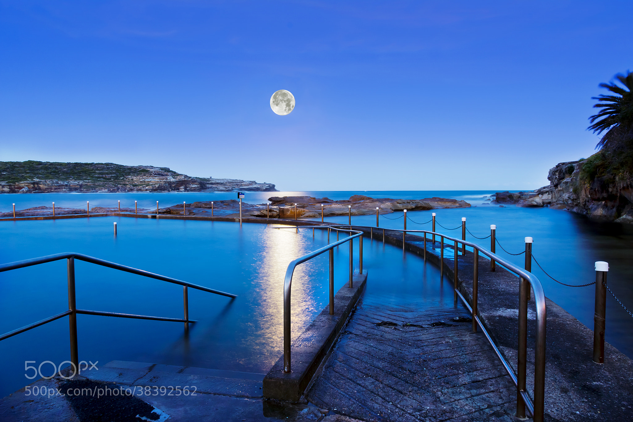 Photograph Moonlight Dive by David Psaila on 500px