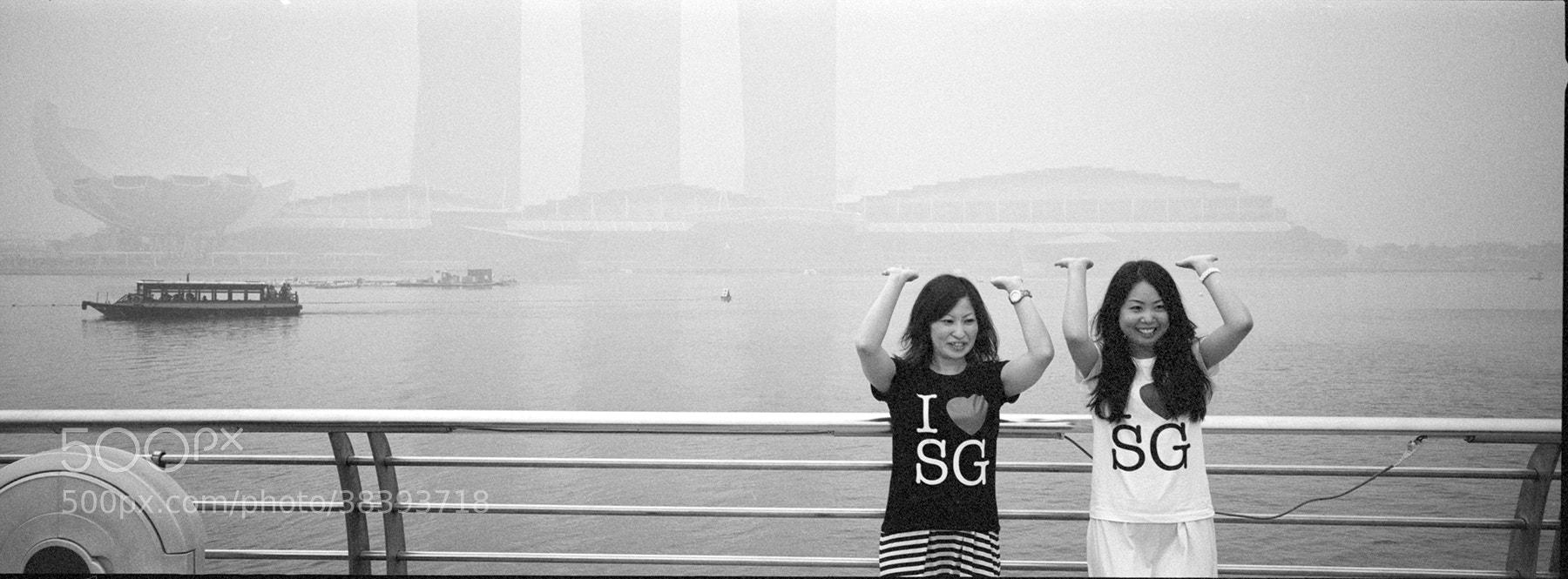 Photograph haze days, 2013 by  momofuku on 500px