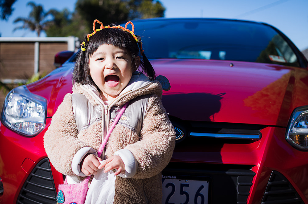 Photograph Mum's New Car by Chris Wang on 500px